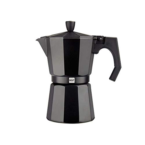 Best Prices! Magefesa Espresso Maker Kenya Noir, 6 tazas