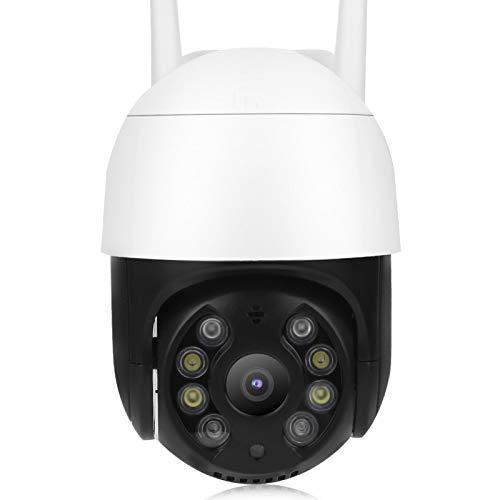 Cámara de 8 Leds a Todo Color en Tiempo Real para vigilancia de Seguridad en el hogar(European regulations)