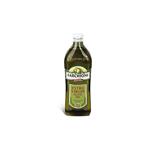 Farchioni Natives Olivenöl Extra (1 l) - Packung mit 6