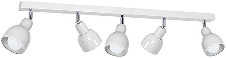 PIK 5 Deckenleuchte Deckenlampe Hngeleuchte Hngelampe Pendelleuchte Wei