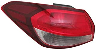 Best 2017 kia forte tail light replacement Reviews