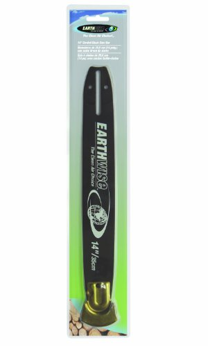 Earthwise CS90142 Replacement Chainsaw Bar for Model CS30014, 14-Inch