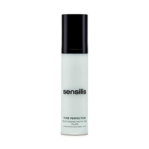 Sensilis Pure Perfection - Fluido Hidratante Matificante SPF10 - 50 ml