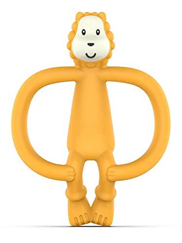 Matchstick Monkey Lion Teether