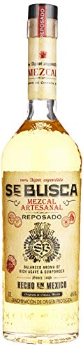 Se Busca Mezcal Tequila Reposado Tequila (1 x 0.7 l)