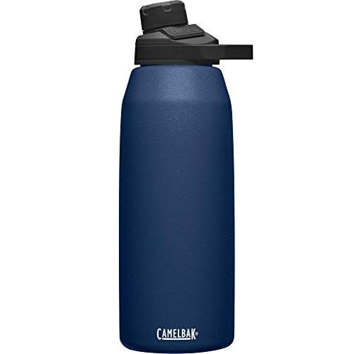 CamelBak Chute Mag SST Vacuum Insulated, Bottiglie Unisex-Adulto, Marina Militare, 12 Litres/40 oz