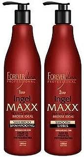 FOREVER LISS MAXX BRAZILIAN KERATIN TREATMENT KIT 2 X 1000ML