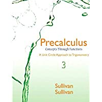 Precalculus: Concepts Through Functions A Unit Circle Approach to Trigonometry Plus NEW MyLab Math with Pearson eText -- Access Card Package (3rd Edition) (Sullivan & Sullivan Precalculus Titles)【洋書】 [並行輸入品]