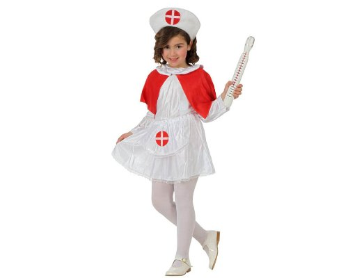 Atosa - 52066 - Disfraz - Disfraz En Enfermera - Tamaño 4