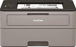 Brother HLL2350DW Stampante Laser Bianco e Nero, Velocità di Stampa 30 ppm, Stampa Fronte/Retro Automatica, Wi-Fi (no...
