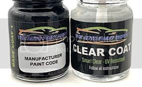 Auto Paint Depot Touch Up Paint for Ford Focus-SVT Blue Pearl Metallic S1/M7051 (All Years) Half Ounce with Clear Coat