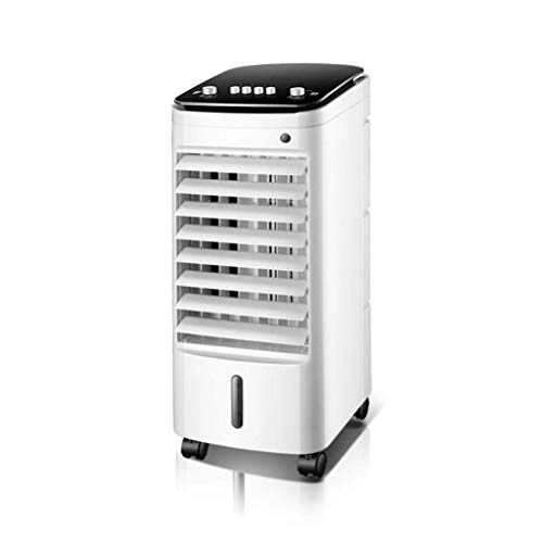 DRGRG Air conditioner Air Conditioner Portable,Compact Air Circulator,Mobile Cooling Fan,Space,Super Quiet Evaporative Coolers,3-Speed Setting Air Conditioner,Energy Efficient Conditioner,