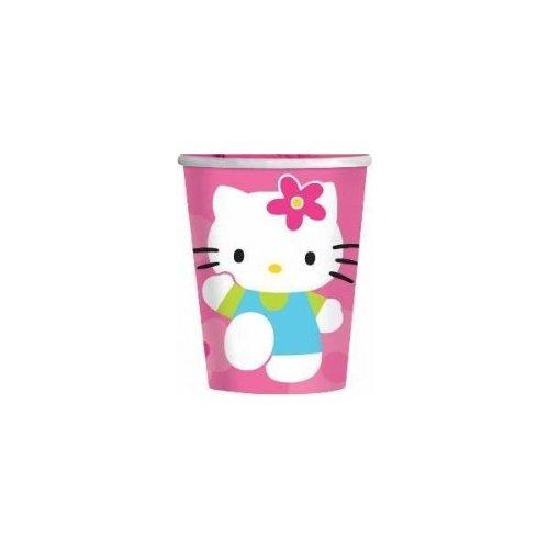 Becher Hello Kitty Süßigkeiten (8)