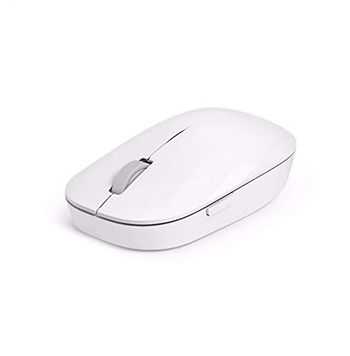 Xiaomi Mi Wireless Computer Mice 2.4Ghz 1200dpi Portable Mini Gaming Mouse for Laptop Desktop (Black)
