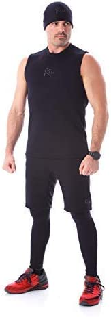 Kutting Weight Sauna Suit Tank Top product image
