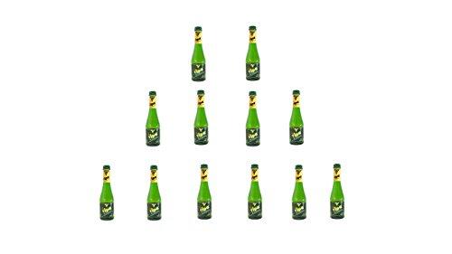 12 Flaschen / Set Vipa Classic 200 ml Vipa Classic Piccolo Sekt Das DDR Kult Getränk 1,8% vol. (12 x 0.2 l)
