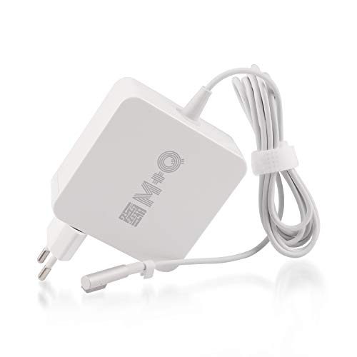 M+Q Cargador Compatible 60W MagSafe 1 para MacBook Pro Conector en L para Macbook Pro 13