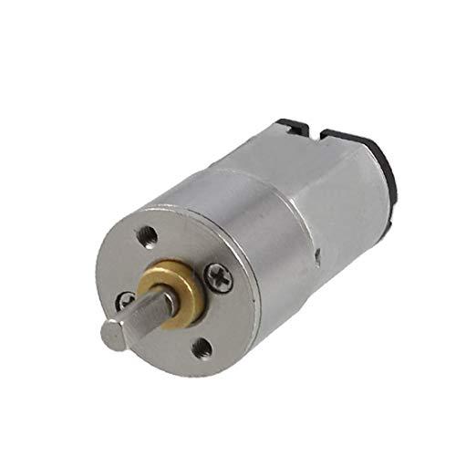 X-DREE 3mm Wellendurchmesser DC Hochleistung 6V 1000RPM 0.4A 16GA wesentlich Geared(d1d-d0-31-041)
