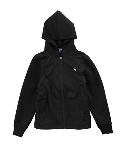 [アーノルドパーマー] ゴルフウェア ブルゾン レディース ヒートムーブメント中綿ジャケット AP220406J05 BK O