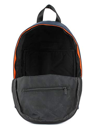 31EI9cp5HWL - Calvin Klein Shadow Round Backpack Navy