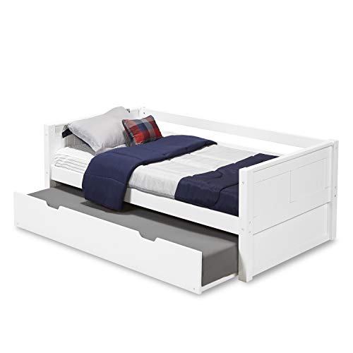 Camaflexi Day Bed, Twin, White