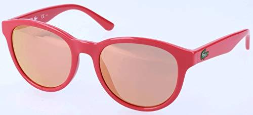 Lacoste Unisex Kinderen Sonnenbrille L3616S Zonnebril, Rood (Rot), 48.0