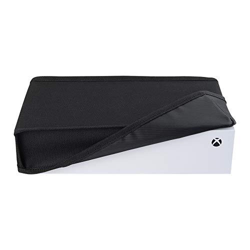 PlayVital Funda Horizontal para Xbox Series S Consola Cubierta a Prueba de Polvo para Xbox Series S Funda contra Polvo...