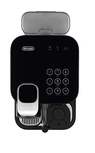 De'Longhi Nespresso Gran Lattissima EN650B - Cafetera monodosis de cápsulas (con depósito de leche compacto, 19 bares, 9 recetas, apagado automático) color negro