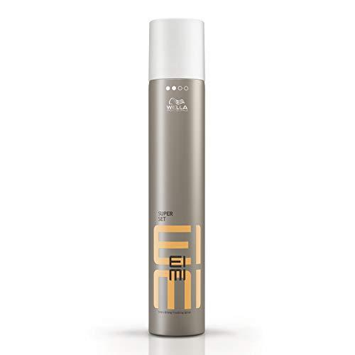 Wella EIMI Super Set – Besonders starkes Finishing Spray – 1 x 500 ml