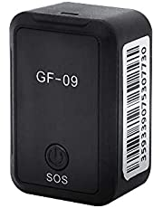 KKmoon GPS Tracker, Rastreador Localizador GPS para Coche en Tiempo Real, Localizador GSM/AGPS/Wifi/LBS para Humanos, Perros, Motocicletas, Coche