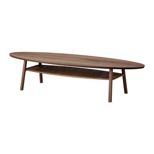 IKEA(イケア) STOCKHOLM コーヒーテーブル ウォールナット材突き板