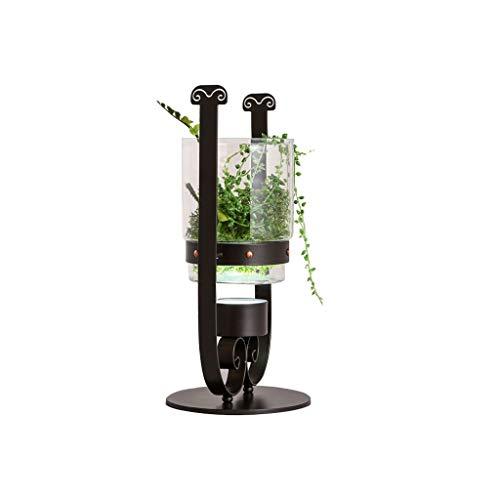 ZWMG Lámparas de Mesa Creative Modern Potted Table Lamp Desk Desk Dormitorio Lámpara de Noche Planta LED Lámpara de Mesa Creativa