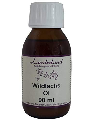 Lunderland Wildlachsöl (90 ml)