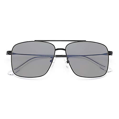 Gafas De Lectura Polarizadas Que Cambian De Color Gafas De Sol Uv400 De Transición Fotocromática Multifocal Progresiva Para Caminar Y Conducir