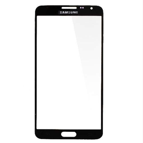 Front Outer Glass for Samsung Galaxy Note 3 Neo Black