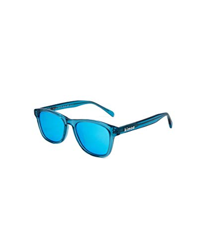 Kimoa - LA Gafas, Azul eléctrico, Normal Unisex Adulto