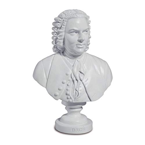 Isideco Kleine Büste Johann Sebastian Bach
