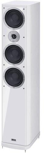 Heco Music Style 900170W weiß Lautsprecher–Lautsprecher (Universal, 3,5-voies, Boden, 2,5cm, 17cm, 17cm)