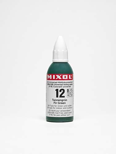 20ml MIXOL Universal-Abtönkonzentrat # 12 Tannengrün
