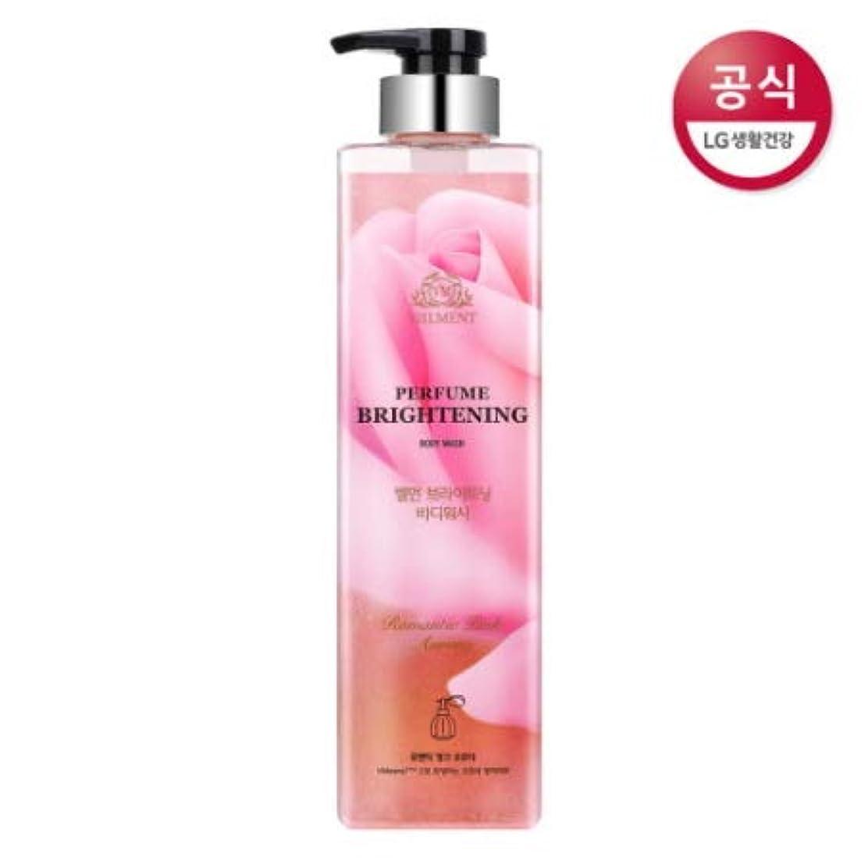 ボート帰る非公式[LG HnB] On the Body Belman Perfume Brightening Body Wash / オンザボディベルモンパフュームブライトニングボディウォッシュ680mlx1個(海外直送品)