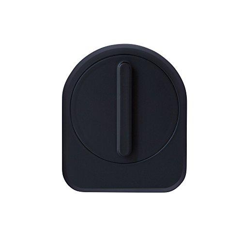 【Works with Alexa認定製品】 セサミ スマートロック本体 マットブラック 取付工具不要 スマートフォンでドアを施錠解錠 Google Assistant/Siriショートカット/Apple Watch/IFTTT対応 SESAME Blac