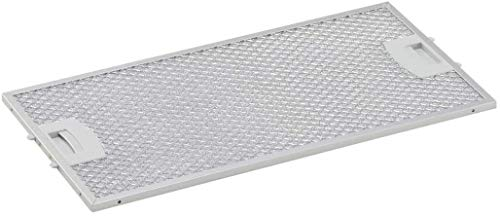 DREHFLEX - AK108 - für Bosch Siemens Neff Constructa Fettfilter Metallfettfilter für diverse Dunstabzugshaube - passt für Teile-Nr. 00434107/434107