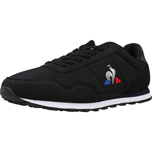 Le Coq Sportif Astra Sport, Zapatillas Hombre, Black, 43 EU