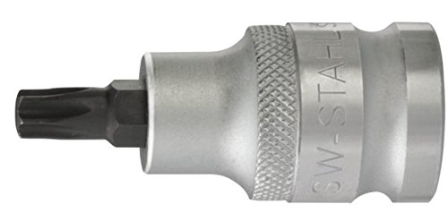SW-Stahl Pièces Profil T Douille T40 x 53 12,5 mm, 1/2 Entraînement courte, 05244l