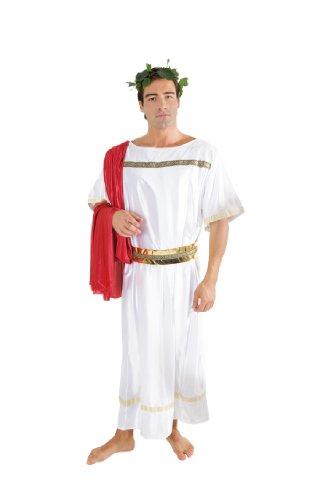 Cesar - E421-001 - Déguisement - Costume - Romain - Taille 50/52