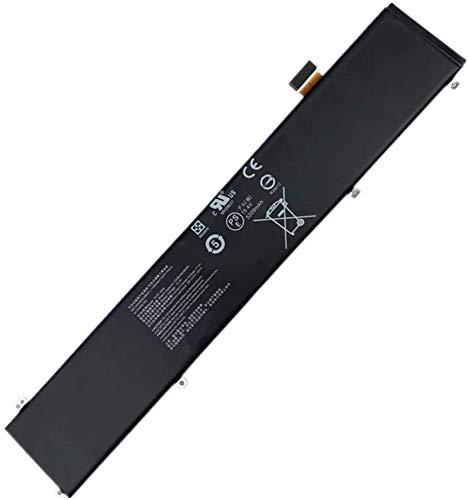 7XINbox RC30-0248 15.4V 80Wh Laptop Akku Batterie Ersatz für Razer Blade Stealth 15 RTX 2070 Max-Q LINGREN 15 (i7 8750 H) 2018 4ICP4/55/162