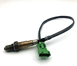 BEESCLOVER W Lamda Oxygen Sensor for Peugeot 207 308 408 5008 508 RCZ 1.4l 1.6l Engine Code EP3 EP6 EP6DT Citroen 1618HC 1618.HC 0258010081 Show One Size