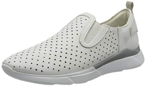 Geox D Hiver A, Zapatillas sin Cordones para Mujer