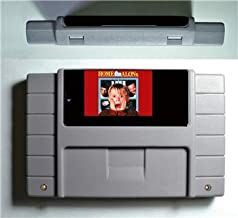 ASMGroup Home Alone Game Cartridge 16 Bit 46 Game Card SNES For USA Version Game Player