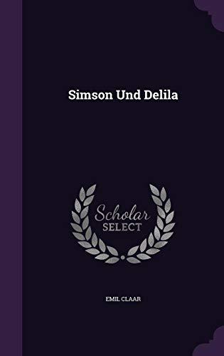 Simson Und Delila